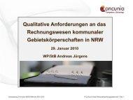 Qualitative Anforderungen an das Rechnungswesen ... - STI-Hagen