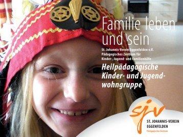 Familie leben und sein - St. Johannis-Verein Eggenfelden eV