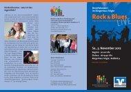 Rock&Blues - St. Josef-Stift Sendenhorst