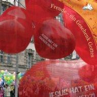 Freude - Evangeliumskirche «Glaubensgeneration