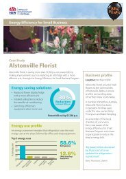 Alstoneville Florist case study