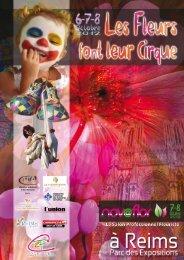 télécharger le catalogue du salon nov@flor 2012 - C2F - Club des ...