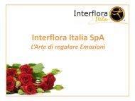 Interflora Italia SpA - Secretary.it