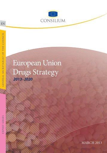 European Union Drugs Strategy
