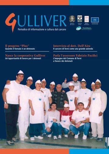 """Il progetto """"Plus"""" Nasce la cooperativa Gulliver ... - Frontiera Lavoro"""