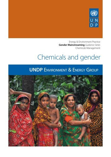 Chemicals and gender