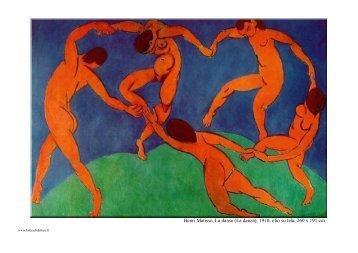 Approfondimento Henri Matisse - La Teca Didattica