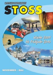 Winter 2009 / Frühjahr 2010 - Omnibusverkehr STOSS
