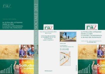 invito INAS Tavola Rotonda .pdf - Cislveneto.it