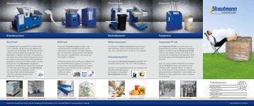 Produktuebersicht - Strautmann Umwelttechnik