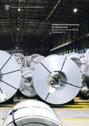 ArcelorMittal Dudelange SA - STREMLER AG