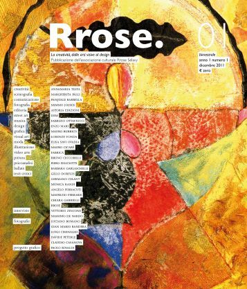 Rrose n. 1 - rrose sélavy / associazione