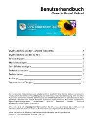 Wondershare DVD Slideshow Builder Standard (Windows) - STYX ...