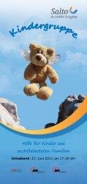 Hilfe für Kinder aus suchtbelasteten Familien - und Suchthilfe ...
