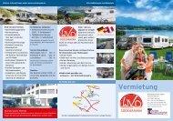 Mietprospekt (PDF, 980kb) - WVD-Südcaravan