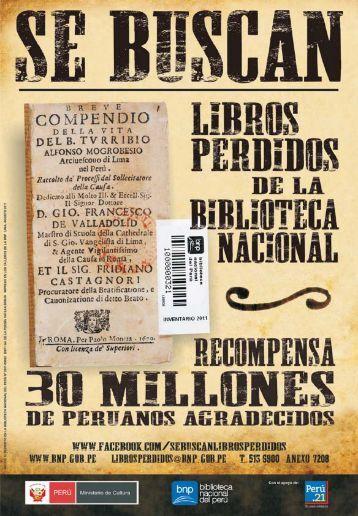 enlace - Biblioteca Nacional del Perú