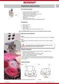Instructions (PDF,1MB) - Bernina - Page 2