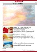 Instructions (PDF,1MB) - Bernina - Page 6