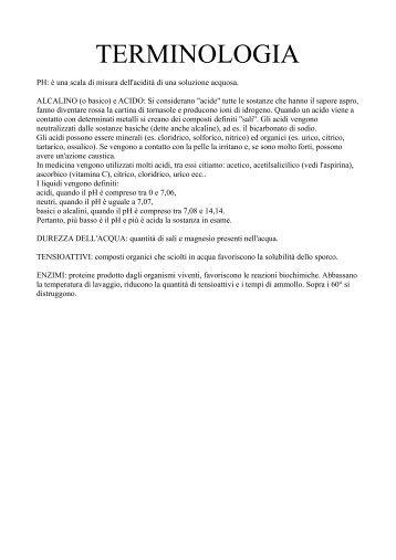 vademecum domestico - Palazzolo 5 Stelle