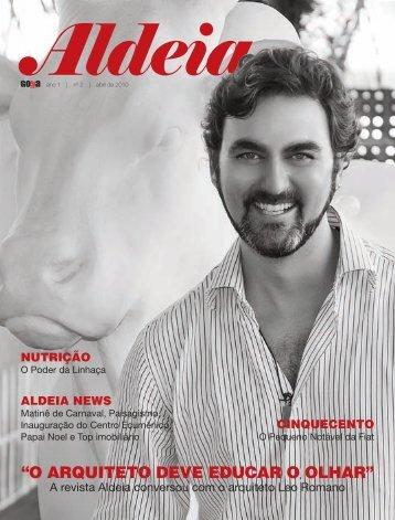 aldeia news - TL Gomes portfolio