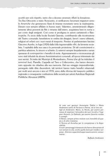 Parte 3 - ACAF Montesilvano