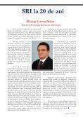 numărul 17, martie 2010 - Serviciul Român de Informaţii - Page 7