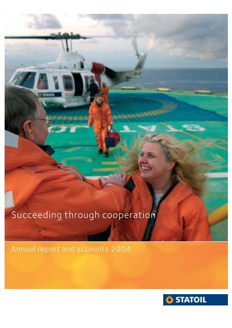Statoil Annual Report and Accounts 2004