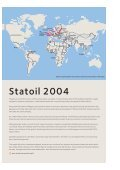 Statoil Annual Report and Accounts 2004 - Page 2