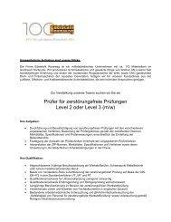 Vollständige Stellenbeschreibung als PDF - Edelstahl Rosswag
