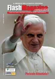 Papa Ratzinger - Flash Magazine