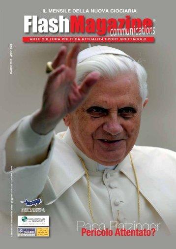 Papa Ratzinger - Flash Magazine