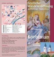 Korbinian - St. Ulrich
