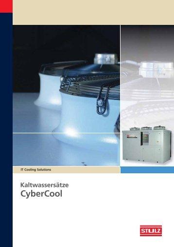 Brochure CyberCool Outdoor, german - Stulz GmbH