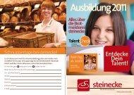 Ausbildung 2011 - Steinecke