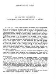 GIORGIO RENATO FRANCI