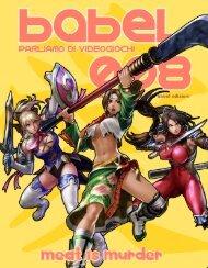 Babel 008 - Parliamo di Videogiochi