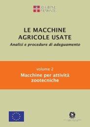 LE MACCHINE AGRICOLE USATE - Imamoter - Cnr