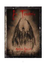 Ex Tenebris - Stefano Lanciotti