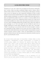 Le due città di Mario Soldati - Elledici