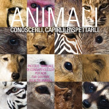 Animali - AgireOra Edizioni