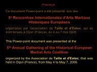 Présentation du Liber - document pdf