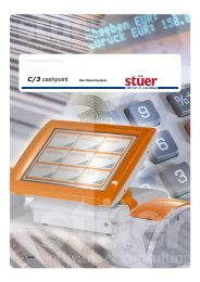 C/3 cashpoint - Stuer Software & Consulting GmbH