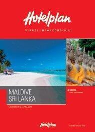 malDIVe SrI lanKa - Offerte Viaggi Maldive 2013 con MondoMaldive