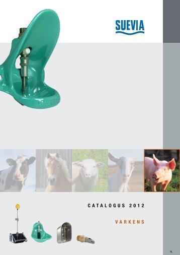Catalogus 2012 varkens - SUEVIA HAIGES GmbH