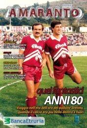 Amaranto magazine febbraio 2008
