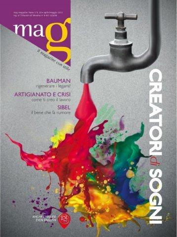 Mag Aprile 2012 PDF - Mag Magazine