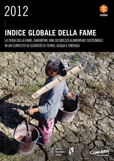 Indice Globale della Fame 2012 - International Food Policy ...