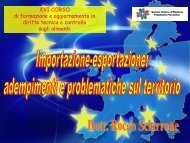 Le Dogane dell'Unione Europea - Ordinevetverona.it