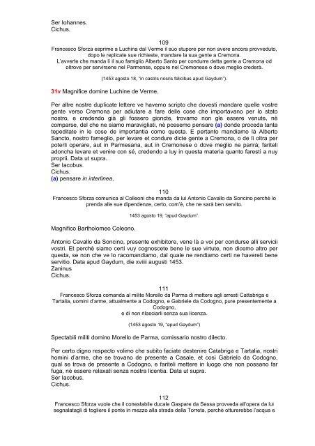 Registro missive n. 16 - Istituto Lombardo Accademia di Scienze e ...