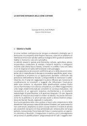 La gestione integrata delle zone - Autorità di Bacino della Basilicata